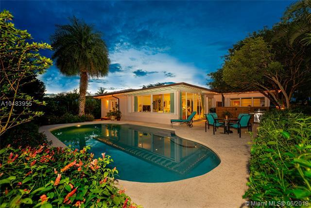 1516 NE 104th St, Miami Shores, FL 33138 (MLS #A10483955) :: Calibre International Realty