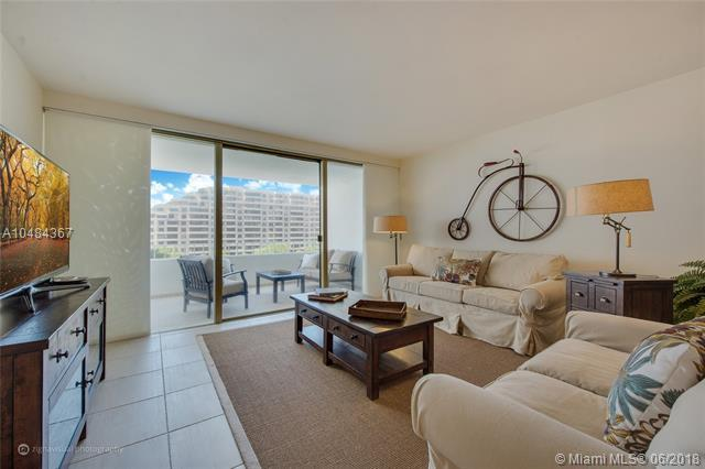 199 Ocean Lane Drive #603, Key Biscayne, FL 33149 (MLS #A10484367) :: Green Realty Properties