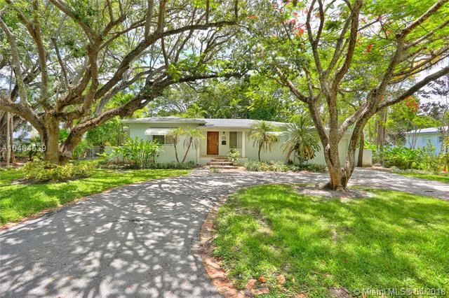 7901 SW 57 Ct, South Miami, FL 33143 (MLS #A10484539) :: The Riley Smith Group