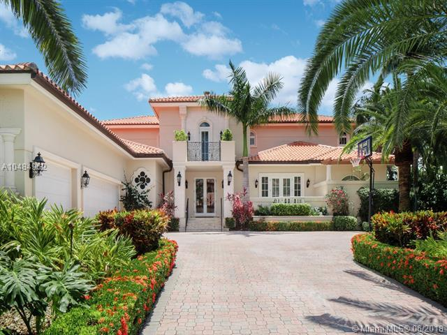13678 Deering Bay Dr, Coral Gables, FL 33158 (MLS #A10484962) :: The Riley Smith Group