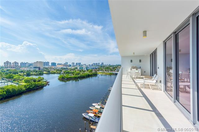 1180 N Federal Hwy #1001, Fort Lauderdale, FL 33304 (MLS #A10485205) :: The Riley Smith Group