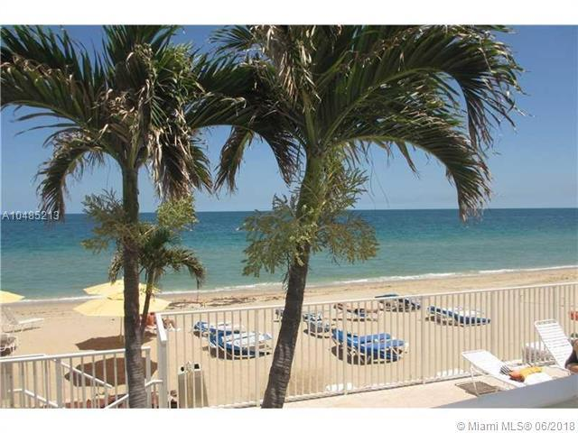 3750 Galt Ocean Dr #101, Fort Lauderdale, FL 33308 (MLS #A10485213) :: Calibre International Realty