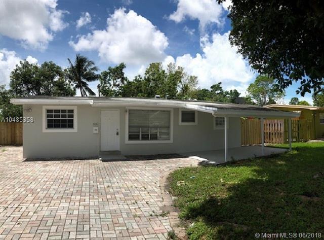 6142 Southgate Blvd, Margate, FL 33068 (MLS #A10485358) :: Green Realty Properties
