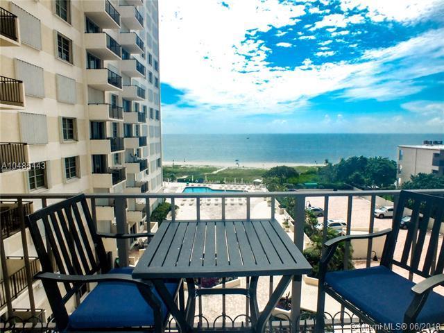 1900 S Ocean Blvd 5T, Lauderdale By The Sea, FL 33062 (MLS #A10485443) :: The Teri Arbogast Team at Keller Williams Partners SW