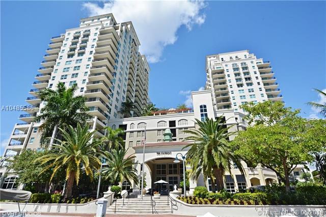 610 W Las Olas #915, Fort Lauderdale, FL 33312 (MLS #A10485586) :: The Teri Arbogast Team at Keller Williams Partners SW