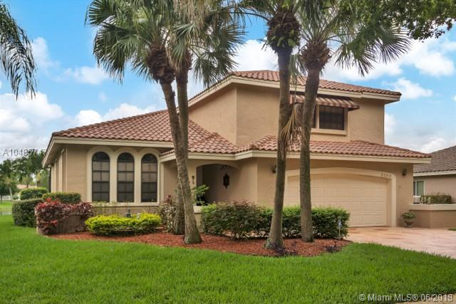 6190 NW 54th Dr, Coral Springs, FL 33067 (MLS #A10485747) :: The Teri Arbogast Team at Keller Williams Partners SW