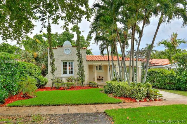 1257 Medina Ave, Coral Gables, FL 33134 (MLS #A10485847) :: The Riley Smith Group