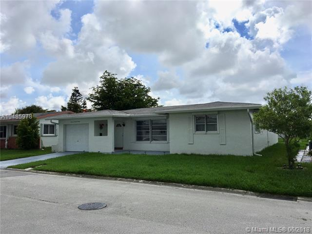 1460 NW 67th Ter, Margate, FL 33063 (MLS #A10485978) :: Green Realty Properties