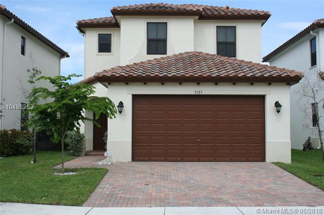9185 SW 39th St, Miramar, FL 33025 (MLS #A10486263) :: Green Realty Properties