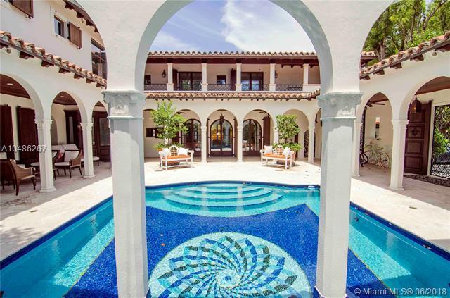 5396 N Bay Rd, Miami Beach, FL 33140 (MLS #A10486267) :: Miami Lifestyle