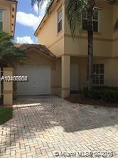 773 NW 170th Ter, Pembroke Pines, FL 33028 (MLS #A10486605) :: Calibre International Realty