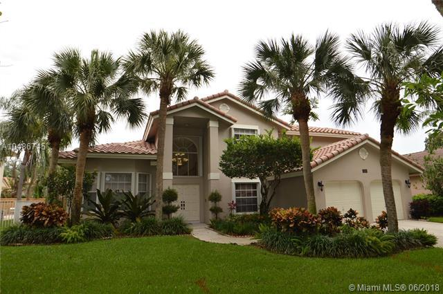 3331 Amsterdam Ave, Cooper City, FL 33026 (MLS #A10486745) :: Green Realty Properties