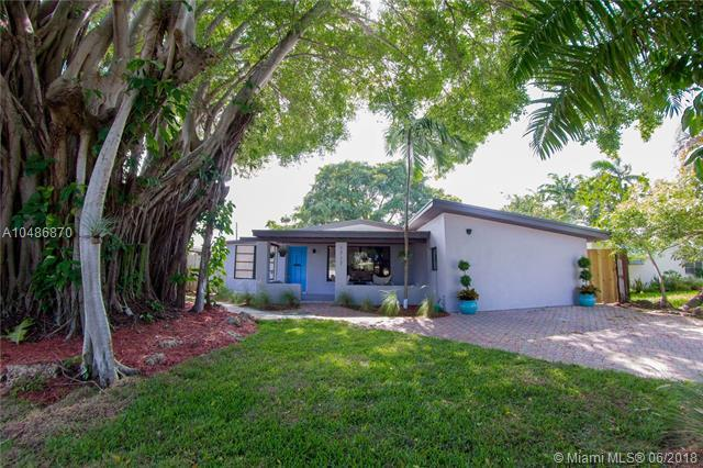 1717 NE 16th Ave, Fort Lauderdale, FL 33305 (MLS #A10486870) :: Calibre International Realty