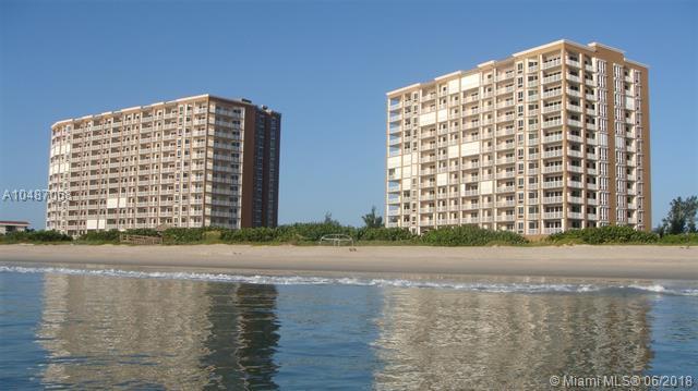 4180 A1a 701-B, Hutchinson Island, FL 34949 (MLS #A10487068) :: Green Realty Properties