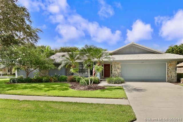 103 Coco Ln, Jupiter, FL 33458 (MLS #A10487276) :: Green Realty Properties