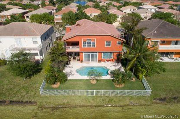 5284 SW 159th Ave, Miramar, FL 33027 (MLS #A10487306) :: Stanley Rosen Group