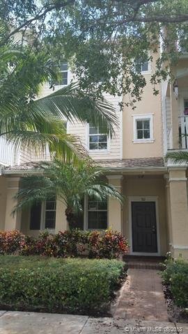 335 E Thatch Palm Cir #102, Jupiter, FL 33458 (MLS #A10487625) :: Prestige Realty Group