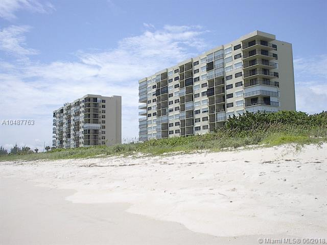 4200 N A1a Ph14, Hutchinson Island, FL 34949 (MLS #A10487763) :: Green Realty Properties