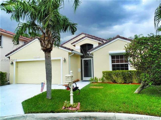 16298 La Costa Dr, Weston, FL 33326 (MLS #A10487908) :: Green Realty Properties