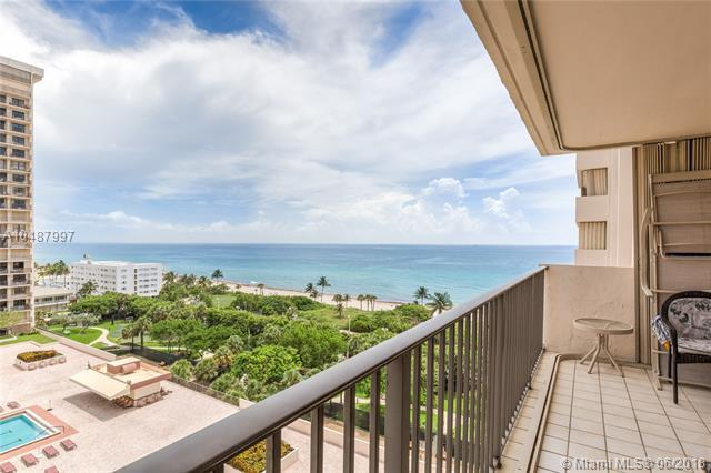 1201 S Ocean Dr 1103S, Hollywood, FL 33019 (MLS #A10487997) :: The Riley Smith Group