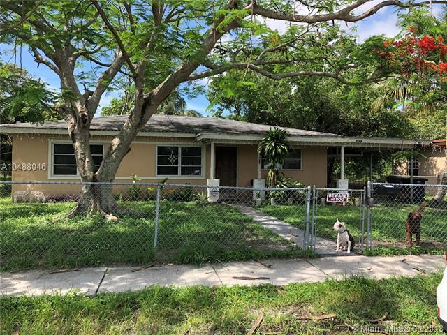 1170 NW 133rd St, North Miami, FL 33168 (MLS #A10488046) :: Calibre International Realty