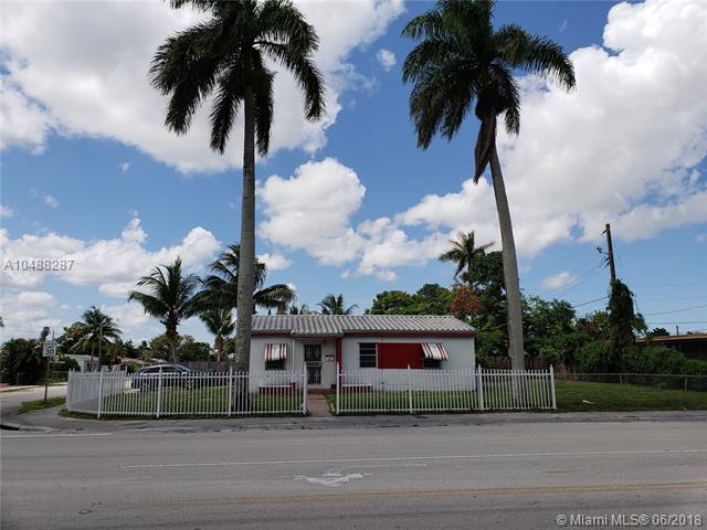 2871 NW 151st St, Miami Gardens, FL 33054 (MLS #A10488287) :: Calibre International Realty