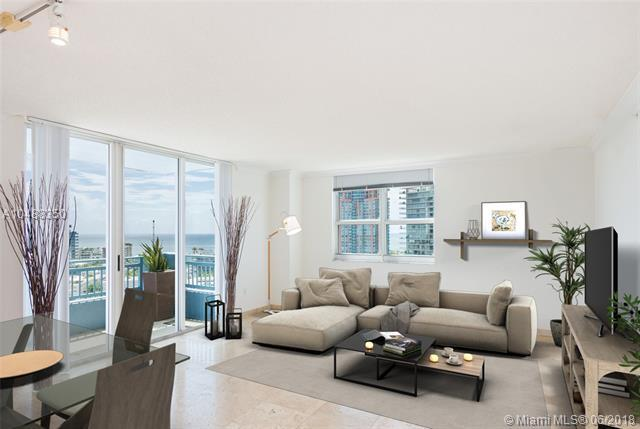 90 Alton Rd #2001, Miami Beach, FL 33139 (MLS #A10488350) :: Miami Lifestyle
