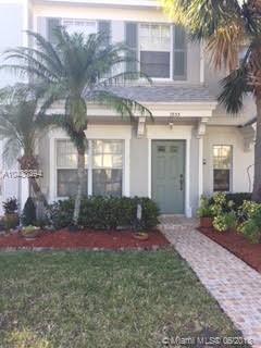 7833 Dixie Beach Cir, Tamarac, FL 33321 (MLS #A10488394) :: Prestige Realty Group
