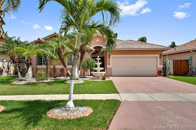 16034 SW 148th Ter, Miami, FL 33196 (MLS #A10488412) :: The Erice Group