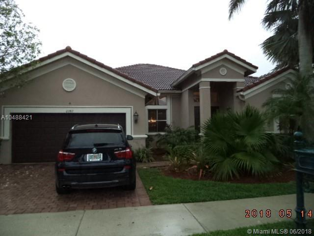 2282 Quail Roost Dr, Weston, FL 33327 (MLS #A10488421) :: Melissa Miller Group