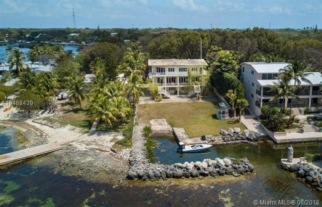 104 Point Pleasant Dr., Other City - In The State Of Florida, FL 33037 (MLS #A10488439) :: The Teri Arbogast Team at Keller Williams Partners SW