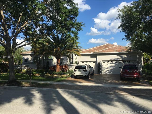 101 Dockside Cir, Weston, FL 33327 (MLS #A10488473) :: The Riley Smith Group