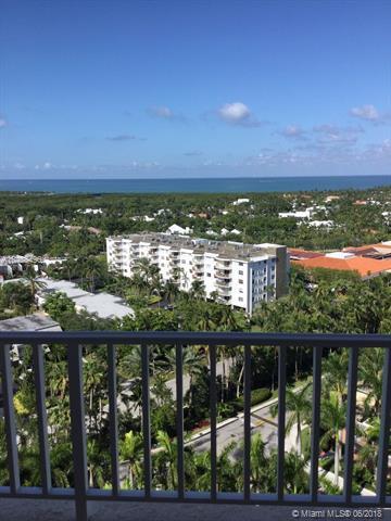 789 Crandon Blvd #1404, Key Biscayne, FL 33149 (MLS #A10488496) :: Calibre International Realty