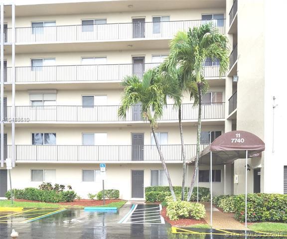 7740 NW 50th St #105, Lauderhill, FL 33351 (MLS #A10488610) :: Prestige Realty Group