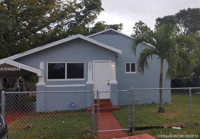 7801 NW 4 Ave, Miami, FL 33150 (MLS #A10488649) :: The Teri Arbogast Team at Keller Williams Partners SW
