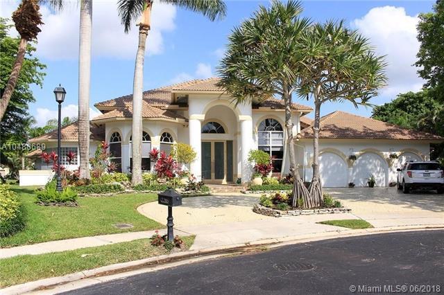 7285 Campana Court, Boca Raton, FL 33433 (MLS #A10488689) :: Green Realty Properties