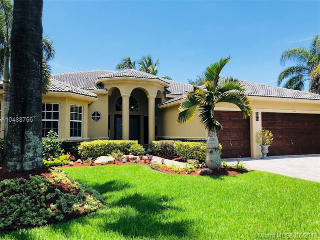 4942 NW 120th Ave, Coral Springs, FL 33076 (MLS #A10488766) :: The Teri Arbogast Team at Keller Williams Partners SW