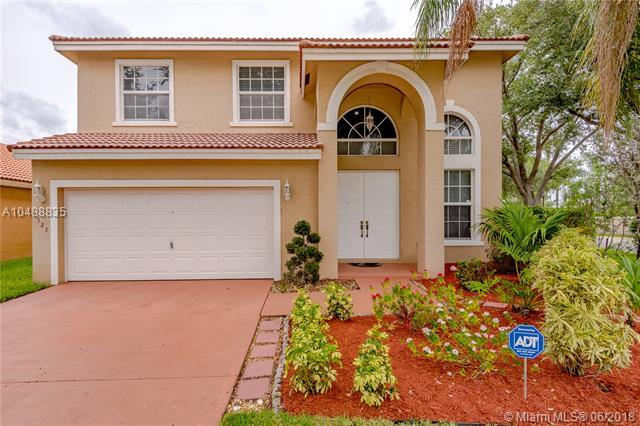 11523 NW 6th Ct, Coral Springs, FL 33071 (MLS #A10488835) :: Castelli Real Estate Services