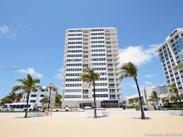209 N Fort Lauderdale Beach Blvd 4F, Fort Lauderdale, FL 33304 (MLS #A10488863) :: Jamie Seneca & Associates Real Estate Team