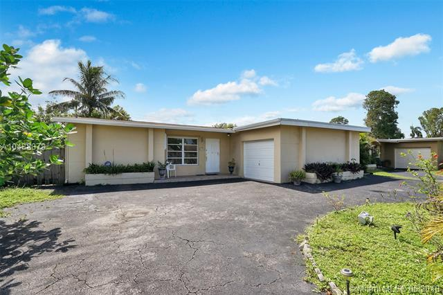 6680 NW 24th Pl, Sunrise, FL 33313 (MLS #A10488878) :: Green Realty Properties