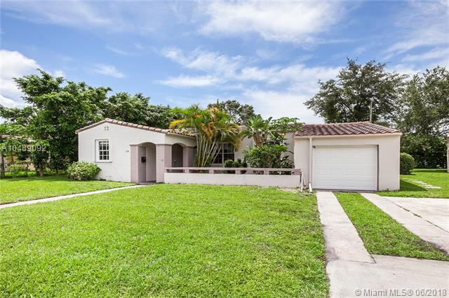 118 NW 103rd St, Miami Shores, FL 33150 (MLS #A10489092) :: Green Realty Properties