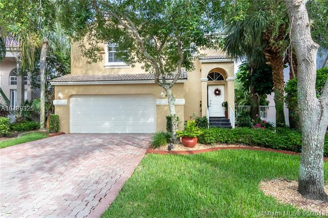 4720 NW 115th Ter, Coral Springs, FL 33076 (MLS #A10489325) :: The Teri Arbogast Team at Keller Williams Partners SW
