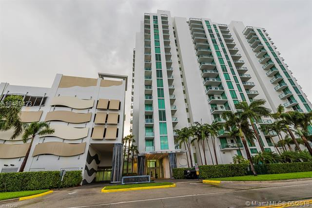 7930 East Dr #1808, North Bay Village, FL 33141 (MLS #A10489423) :: Green Realty Properties