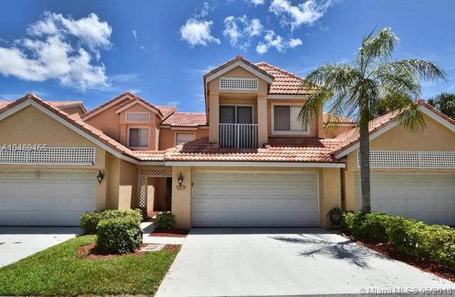 23157 Fountain Vw D, Boca Raton, FL 33433 (MLS #A10489465) :: The Teri Arbogast Team at Keller Williams Partners SW