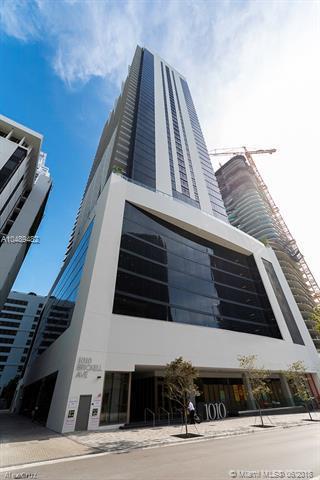 1010 Brickell Ave #2705, Miami, FL 33131 (MLS #A10489482) :: Green Realty Properties