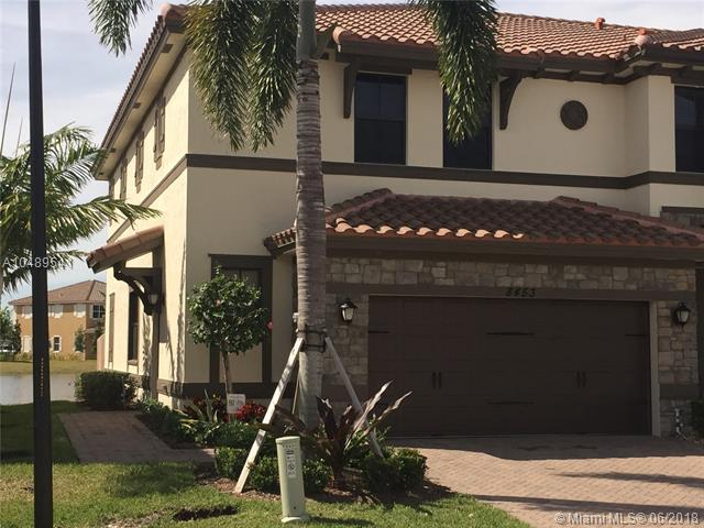 8453 Lakeview Trl, Parkland, FL 33076 (MLS #A10489541) :: Prestige Realty Group