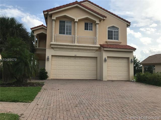 142 Catania Way, Royal Palm Beach, FL 33411 (MLS #A10489570) :: Prestige Realty Group