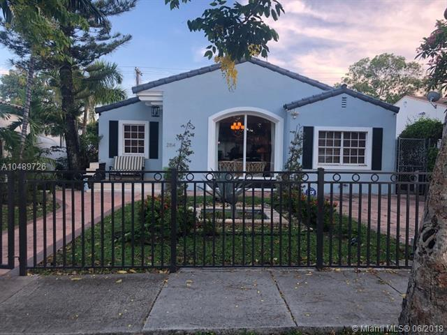 2154 SW 16 St, Miami, FL 33145 (MLS #A10489726) :: The Teri Arbogast Team at Keller Williams Partners SW