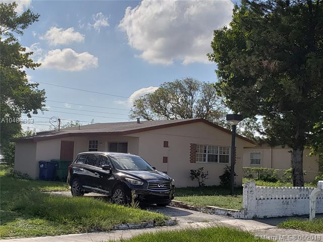 20920 NW 31st Ave, Miami Gardens, FL 33056 (MLS #A10489863) :: Green Realty Properties