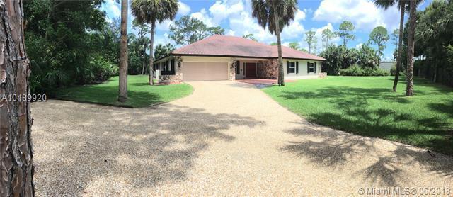 8785 Thousand Pines Cir, West Palm Beach, FL 33411 (MLS #A10489920) :: Green Realty Properties